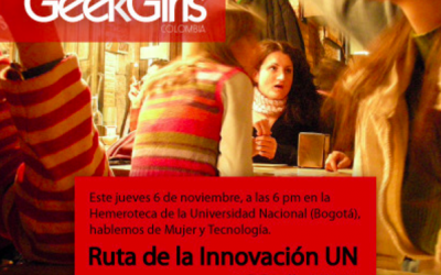 Geek Girls llega a la Universidad Nacional