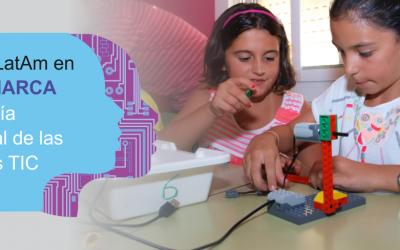 Cundinamarca Celebra el Día de las Niñas en las TIC 2018