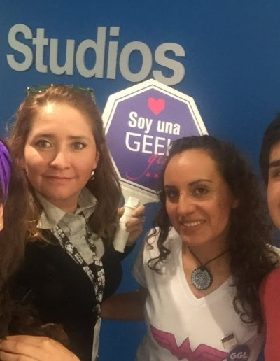 Geek Girls LatAm - Diana Salazar - IBM