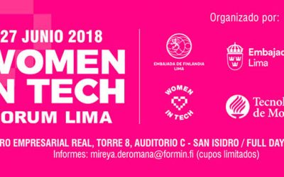 Geek Girls LatAm participa en Women in Tech Forum